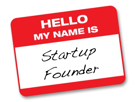 Startup Name Tag