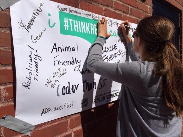 startup fair #thinkreno 10