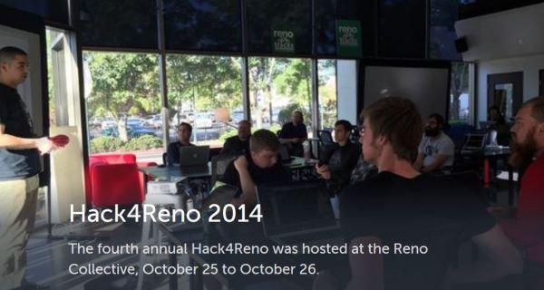 hack4reno 2014