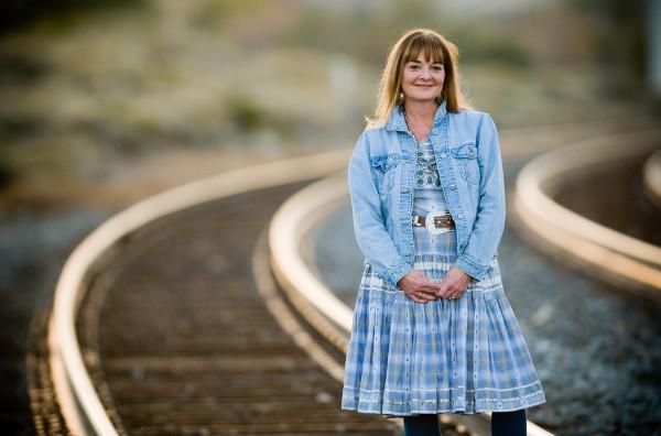 Reno Poet Laureate Gailmarie Pahmeier