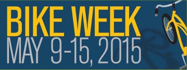 National Bike to Work Week 9-12