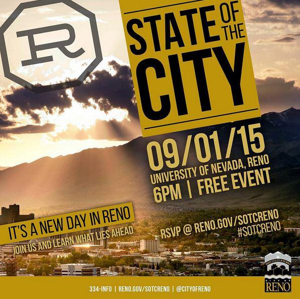 Reno State of the City 2015