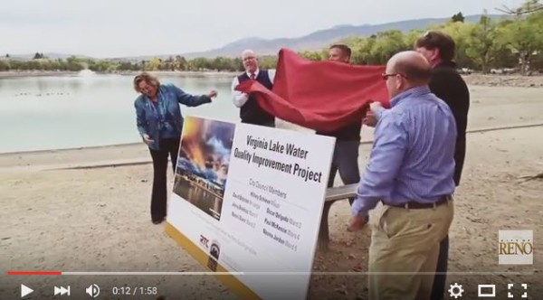 Virginia Lake Circulation Project Video