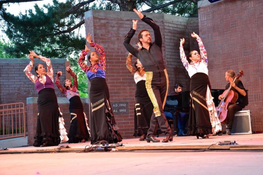 Artown dance performance
