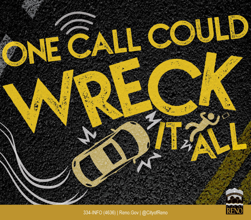 One call could wreck it all