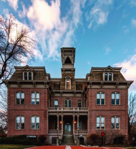 Morrill Hall at University of Nevada, Reno