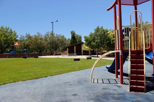 Mira Loma Park - playground