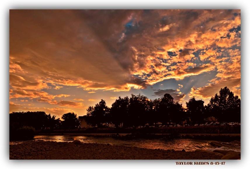 Sunset Downtown Riverwalk District