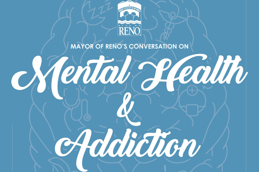 Mayor's conversation on Mental Health and Addiction