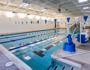 Evelyn Mount Northeast Community Center Pool