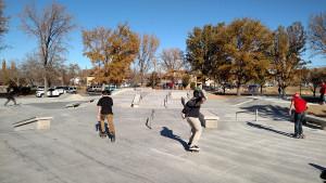 Miguel Ribera Skate Park