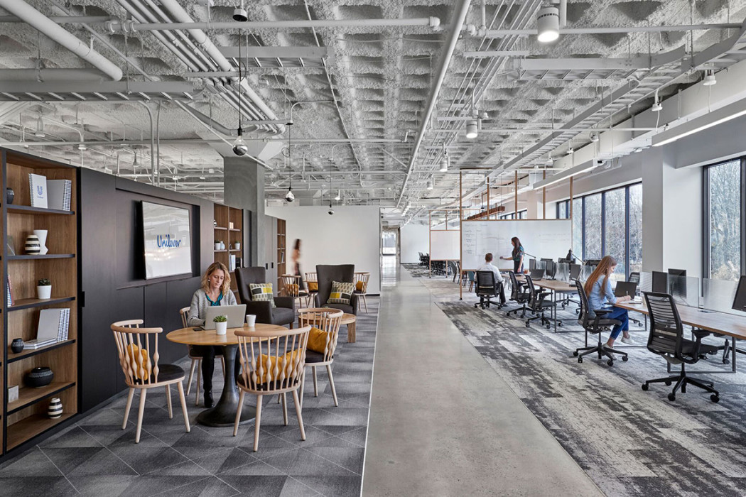 LEED For Interior Design + Construction Is A Sound Business Strategy For  Sustainable And Healthy Workplaces
