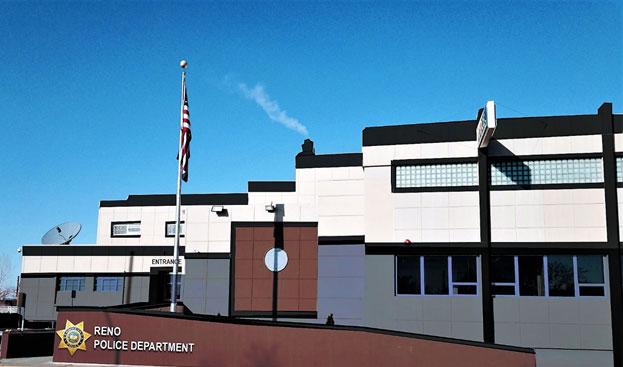 Reno Police Department Building