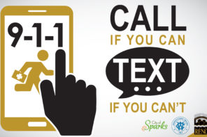 Re-Know Minute: Text to 9-1-1
