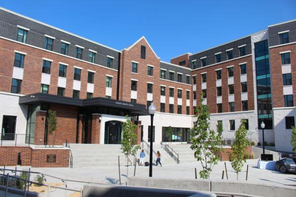 Great Basin Hall at University of Nevada, Reno